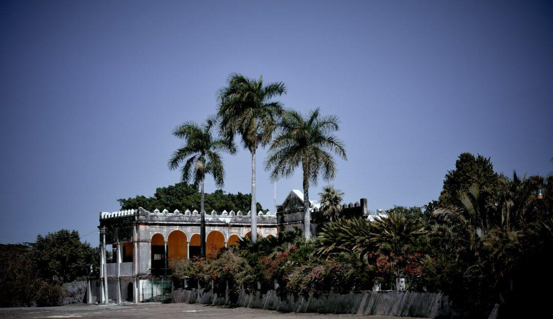 Hacienda musée de Yaxcopoil Yucatan