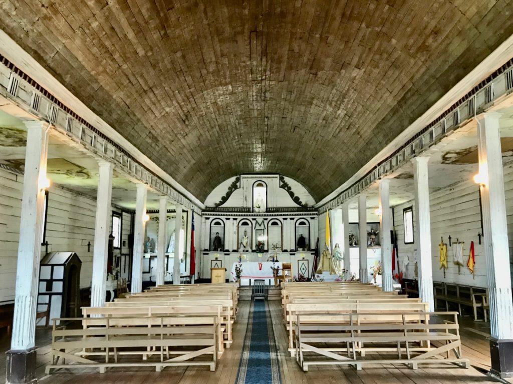 Iglesia de Chiloé Patagonia